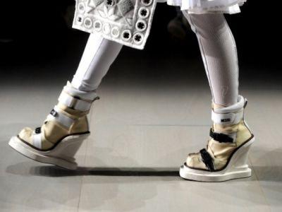 Trendy w modzie 2015: buty