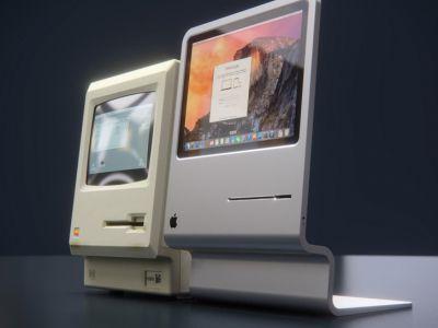 Apple premiery: Nowy Macintosh ?