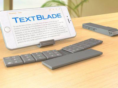 Rewolucyjne gadżety: TextBlade