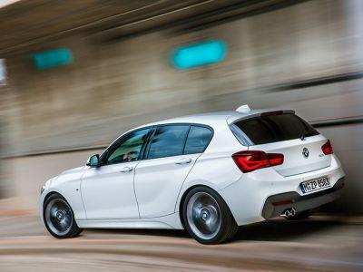 BMW nowa seria 1