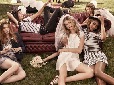 Trendy kampanie: Tommy Hilfiger wiosna 2015