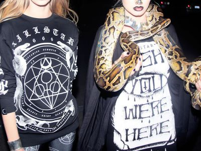 Modne okultystki