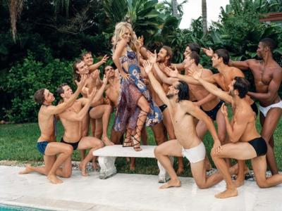 Trendy kampanie: Barney′s wiosna 2015