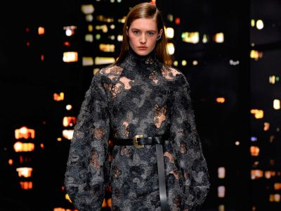 Donna Karan kolekcja jesień 2015
