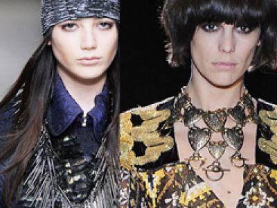 Biżuteria - najbardziej znaczące trendy 2008