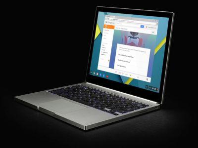 Pixel Chromebook