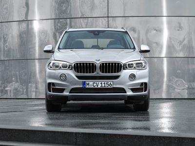 BMW X5 wersja hybrydowa