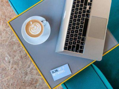 Ekskluzywna kawiarnia dla freelancerów
