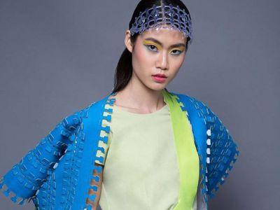 Moda trendy: Futurystyczne Origami