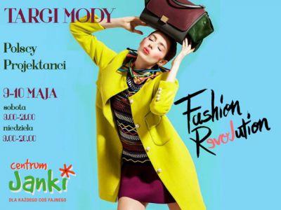 Targi mody Fashion Revolution już 9 i 10 maja