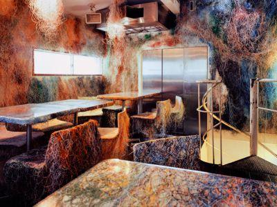 Trendy w architekturze: okablowany bar