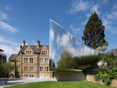 Trendy w architekturze: Investcorp building