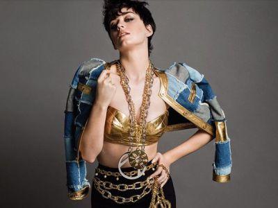 Kampania Katy Perry Moschino