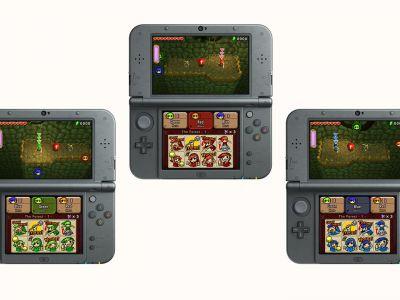 The Legend of Zelda: Triforce Heroes na Nintendo 3DS
