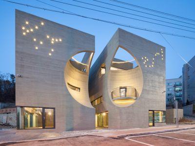 Trendy w architekurze: oryginalna fasada