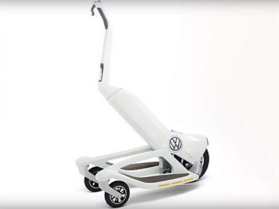 Skuter elektryczny Volkswagen