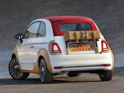 Fiat 500 limitowana edycja