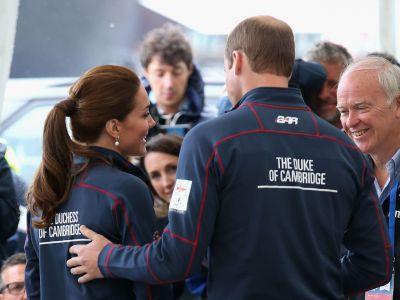 Dopasowani Książę i Księżna Cambridge