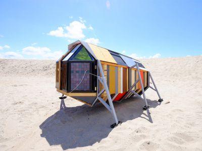 Trendy: Designerskie pole namiotowe
