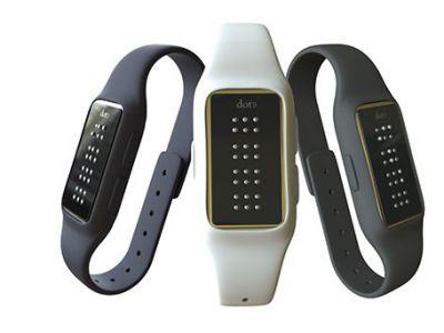 Innowacje: Dot smartwatch