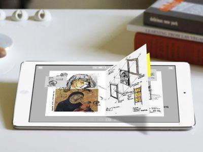 Aplikacja szkicownik