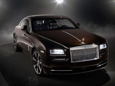 Moto trendy: Rolls-Royce Wraith