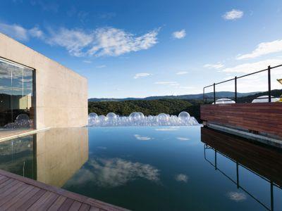 Trendy w architekturze: Designerski obiekt w Brazylii