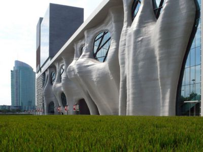 Architektura Chiny: Centrum Himalaizmu