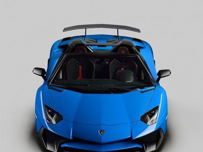Lamborgini Aventador Superveloce
