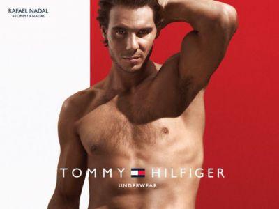 Rafael Nadal nową twarzą Tommy Hilfiger
