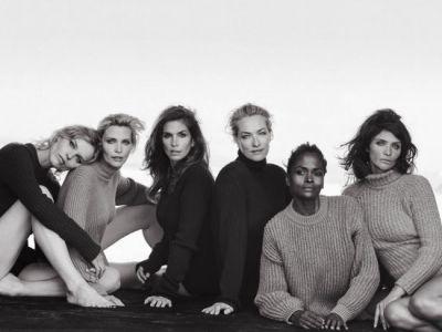 Trend na modelki z lat 90.