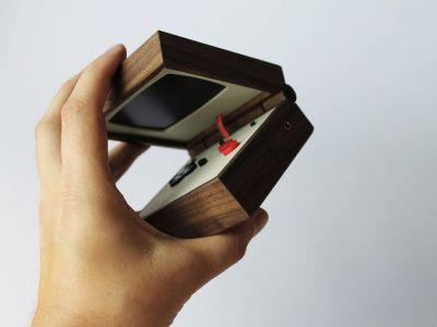 Designerska konsola: PE 358