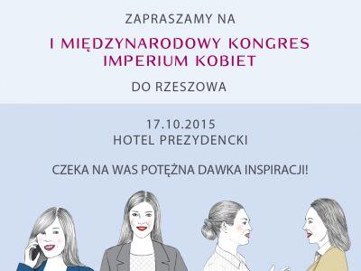 I Międzynarodowy Kongres Imperium Kobiet na Podkarpaciu