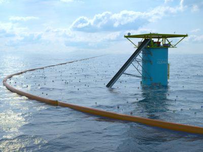 Eko trendy: The Ocean cleanup