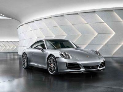 Moto nowości: Porsche 911