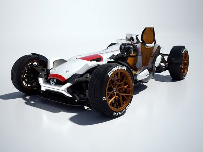 Honda Project 2and4 concept