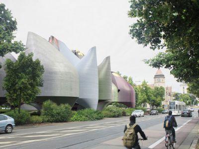 Architektura trendy: Muzeum Bauhaus
