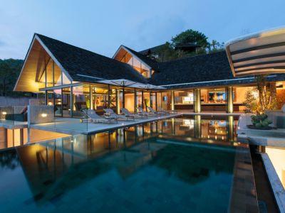 Modna architektura: Villa Saengootsa