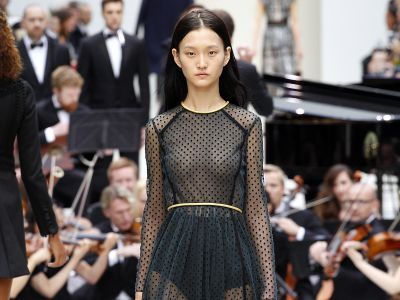 Trendy w modzie 2016: Burberry Prorsum