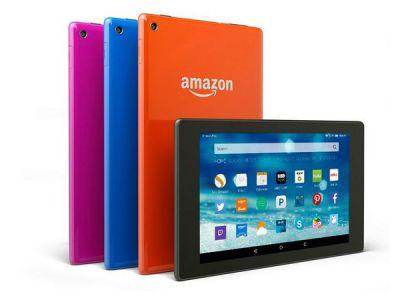 Modne gadżety: Tablet Amazon Fire