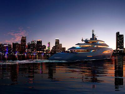 Luksusowe jachty: Ottantacique