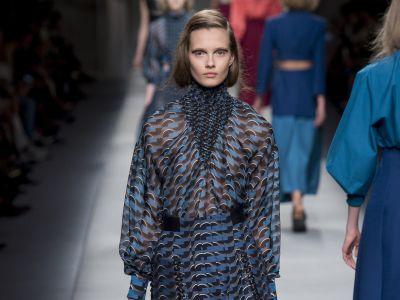 Trendy w modzie 2016: Fendi
