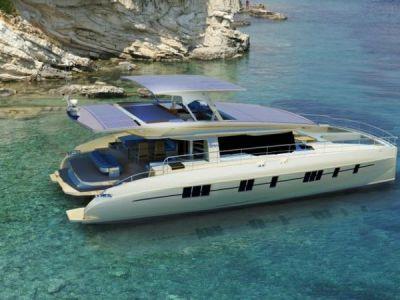 Luksusowe jachty: Solarwave 62