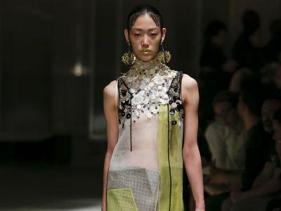 Trendy w modzie 2016: Prada