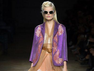Trendy w modzie 2016: Dries Van Noten