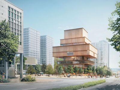 Trendy architektura: muzeum sztuki