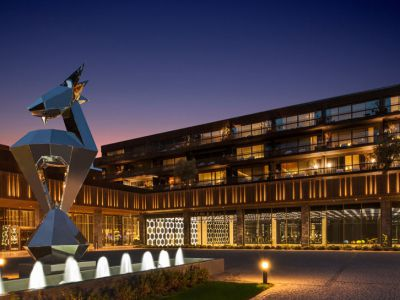 Turecki design: SPA Czterech Żywiołów