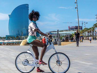 Trendy design: Gi Flybike