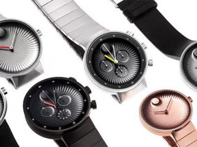 Design: Modne zegarki serii Edge