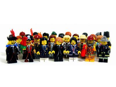 Kolekcja LEGO